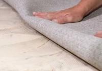 Постелить ковролин на пол: методы укладки