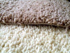 Ковровое покрытие с длинным ворсом