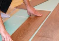 Как правильно укладывать ламинат своими руками