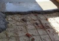 Как устроены полы по бетонному грунту?