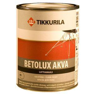 Тиккурила - краска для деревянного пола