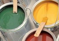 Виды краски для деревянного пола
