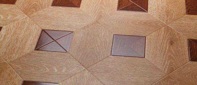 Плиточный ламинат под художественный паркет