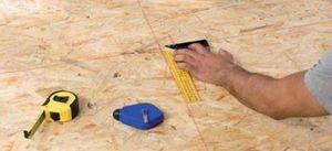 Подготовка деревянного пола для укладки плитки