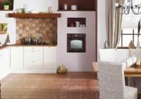 Какое напольное покрытие лучше всего для кухни?