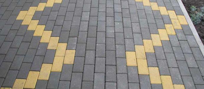 Уличная плитка