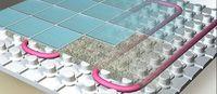 Подложка для тёплых водяных полов