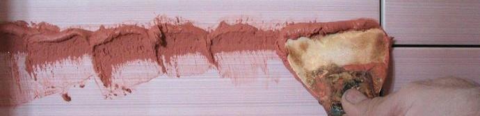 Как затирать швы керамической плиткой?