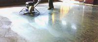 Делаем шлифовку бетонного пола