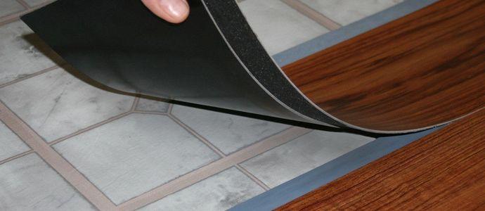 Монтаж напольного плиточного покрытия