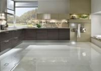 Жидкий линолеум на кухне
