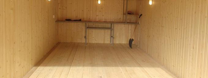Деревянные полы в гараж как сделать 404