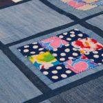 шитье ковров